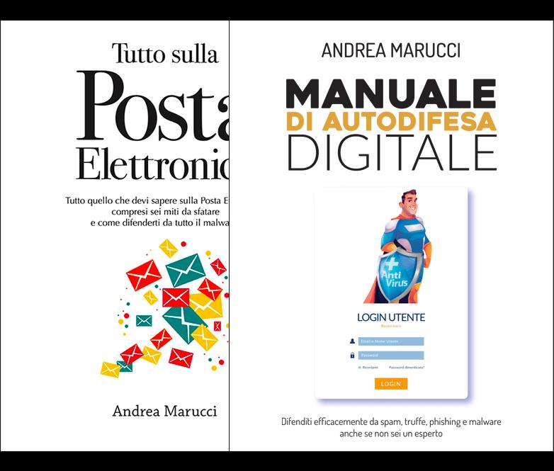 bundle manuale di autodifesa digitale e tutto sulla posta elettronica