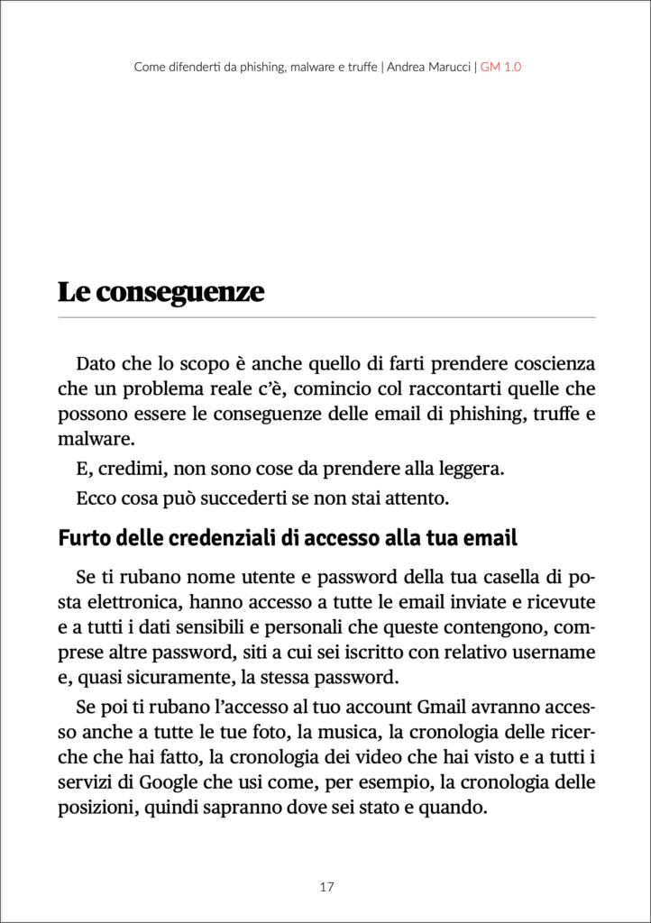 come difendersi dal phishing - conseguenze