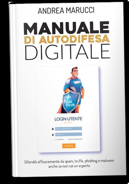 Manuale di Autodifesa Digitale il libro