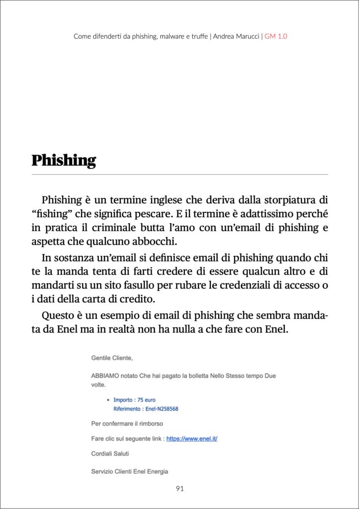 come difendersi dal phishing - phishing
